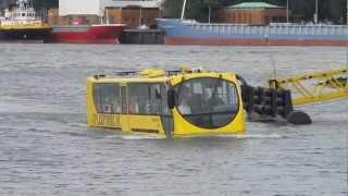 Download Rotterdam Splash Bus. Seeing is believing!! Video
