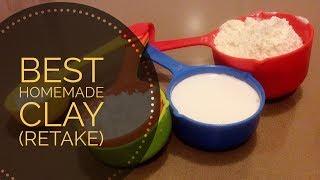 Download Best Homemade Clay Recipe (Retake) Video