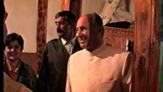 Download Rare Historic video of Hazir Imam Aga Khan's visit to Pamir Mountains(May 1995) Video