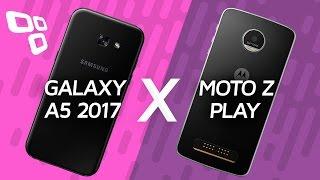 Download Comparativo: Galaxy A5 (2017) vs. Moto Z play - TecMundo Video