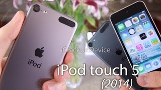 Download NEW iPod Touch 5 Review 16GB, 2014 5th Gen Model - iPod Touch Unboxing 5G, Comparison & Benchmarks Video