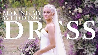 Download The Making of my Couture Wedding Dress and Evening Bridal Gown Video