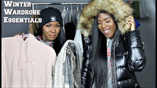 Download Winter Wardrobe Essentials| Glamtwinz334 Video