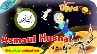 Download ASMAUL HUSNA - Lagu Anak Indonesia - HD | Kastari Animation Official Video