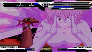 Download MUGEN! Rei-Lilith VS Israfel, Shamshel, Ramiel Sachiel, EVA-001 & EVA-002 Video