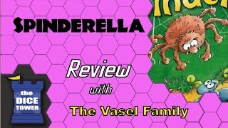Download Spinderella Review - with Tom and Holly Vasel Video