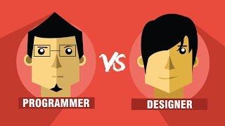 Download Programmer VS Designer Video