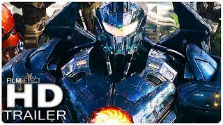 Download PACIFIC RIM 2 Trailer (Extended) 2018 Video