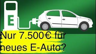 Download #52 So kosten E-Autos nur noch 7.500 Euro Video
