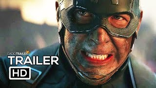 Download AVENGERS 4: ENDGAME Official Trailer #2 (2019) Marvel, Superhero Movie HD Video