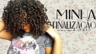 Download Como pentear/finalizar cabelos cacheados com franja. VOLUME e DEFINIÇÃO. Video