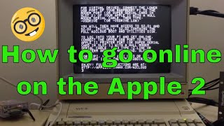 Download How to go online on a 1970s era computer (the Apple 2). Email, chat, news groups and even twitter! Video
