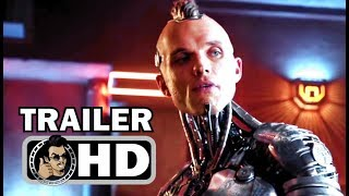 Download ALITA: BATTLE ANGEL Official Trailer #1 (2018) Robert Rodriguez Sci-Fi Action Movie HD Video