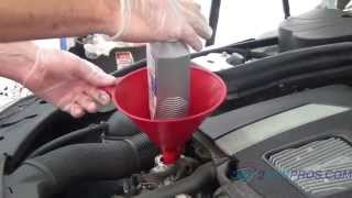 Download Oil Change & Filter Replacement 2008-2014 Mercedes-Benz C300 3.0L Video