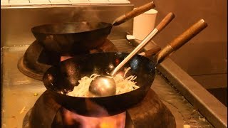 Download Chinese Wok in Borough Market London Video