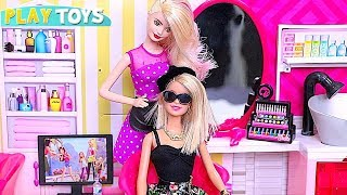 Download Play with Barbie Dolls and Hair Dye Fashion Styles! 🎀 Video