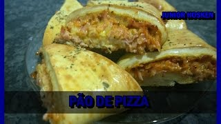 Download Receita Pratica # 16 Salgado Assado Pão de Pizza Jr Hosken Video