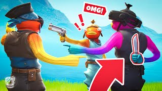 Download WHICH FISHSTICK is the KILLER?! *SEASON 9* (Fortnite Murder Mystery) Video