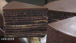 Download Michael Jordan's Chocolate Cake Video
