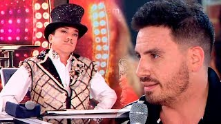 Download Fede Bal y Aníbal Pachano se agarraron en Showmatch: ″Seguís siendo hipócrita″ Video