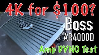 Download Who's the Boss? AR4000D 4k MAX Amp Dyno Test Video
