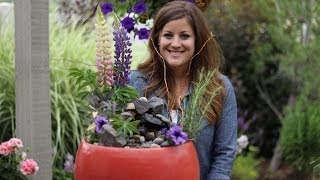 Download How to Make a Planter Fountain Video