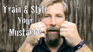 Download How to Train and Style your First Mustache Video
