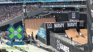 Download FULL BROADCAST: America's Navy Skateboard Big Air Final | X Games Minneapolis 2017 Video