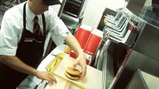 Download First days at McDonald's recruitment ad - EN subs [První dny v McDonald's] Video