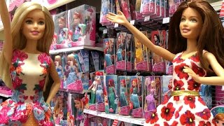 Download TOY HUNT with Barbie and Teresa ! Lots of toys - Shopkins, My Little Pony and more ! Video