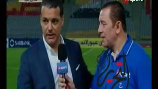 Download ستوديو on sport ينفجر ضحكًا على لقطة حسام حسن Video