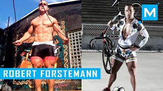 Download Robert Forstemann Strength & Speed Training for Cycling | Muscle Madness Video