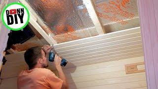 Download Steam Room Build PART 1/2 - Sauna House Build #12 Video