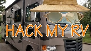 Download Hack my RV   Tricks and Tips for Easier Motorhome Living Video