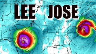 Download Prepare & Plan for Hurricane Jose & Lee to make Landfall Video
