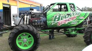 Download 2,100HP REHAB?? BLOWN SATISFACTION MEGA TRUCK Video