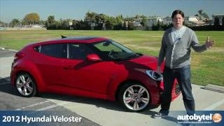 Download 2012 Hyundai Veloster Test Drive & Car Review Video