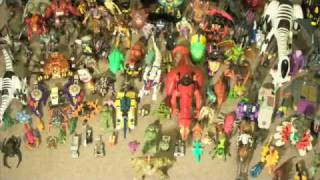 Download Clash of the Toys Stopmotion Video