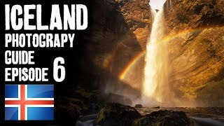 Download Landscape Photography in Iceland - Episode 6 - Kvernufoss Video