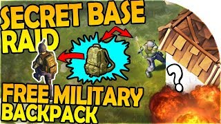 Download NEW SECRET RAID, FREE MILITARY BACKPACK + TONS OF COPPER - Last Day On Earth Survival 1.6.0 Update Video