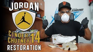 Download Air Jordan 14 Restoration + Vick's Indoor Set-Up Video