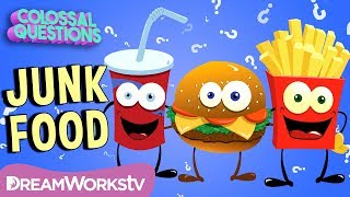 Download Is JUNK FOOD Really BAD For You?   COLOSSAL QUESTIONS Video