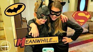 Download Making a Nerf War Batman v Superman Box Fort War BEHIND THE SCENES hopes vlogs Video