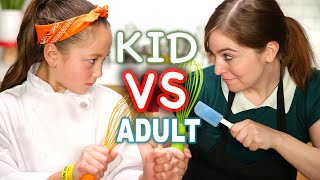 Download Kid MasterChef vs Adult Tasty Chef • Tasty Video