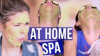 Download DIY Spa Day FAIL?! (Beauty Break) Video