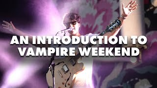 Download An Introduction to Vampire Weekend Video