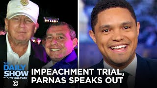 Download The Senate Impeachment Trial & Lev Parnas's Maddow Chat | The Daily Show Video