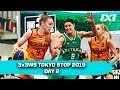 Download RE-LIVE - FIBA 3x3 WS Tokyo Stop 2019 - Day 2 Video