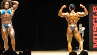 Download 2013 CBBF Women's Heavyweight Posedown Video