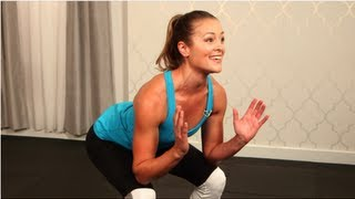 Download How to Do a Squat Correctly, Fitness Basics, Fit How To Video
